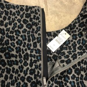 Talbots Dresses - NWT Talbots Leopard Print Dress